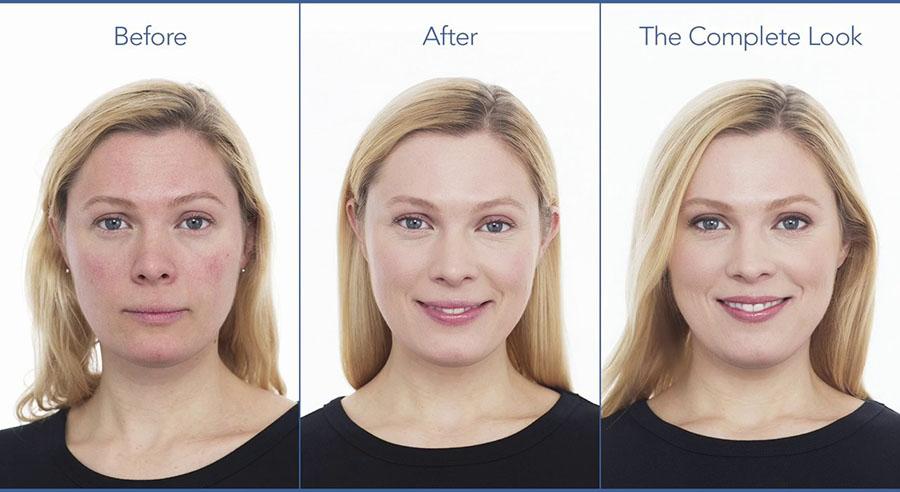 کاموفولاژ ، آموزش آرایشگری زنانه