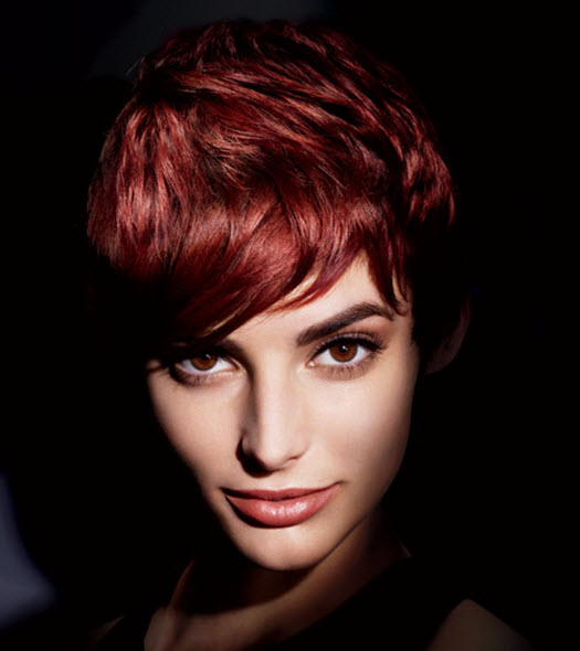 دکلره ف رنگ و مش ، رنگ مو ، مرکز رنگ و مش ، متخصص رنگ و مو