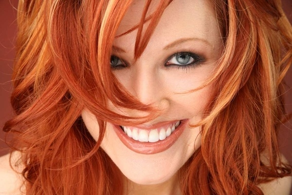 آموزش ماندگاری رنگ مو و مش زنانه 👇👇