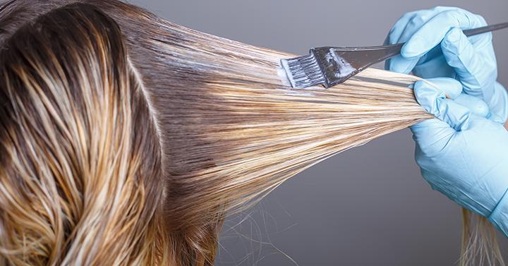 آموزش دکلره کردن مو ، آموزش دکلراسیون مو ، آموزش آرایشگری زنانه