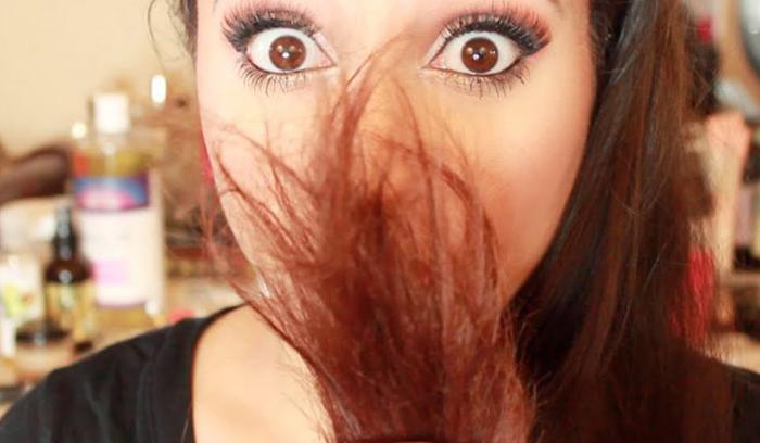 درمان سریع موخوره شدید به روش های آسان بدون کوتاهی مو