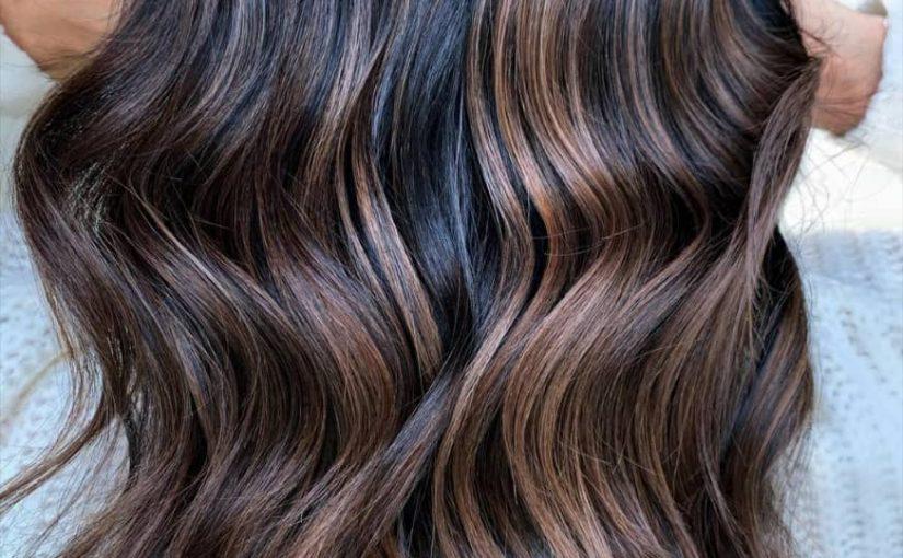 آموزش چند فوت و فن در رنگ مو