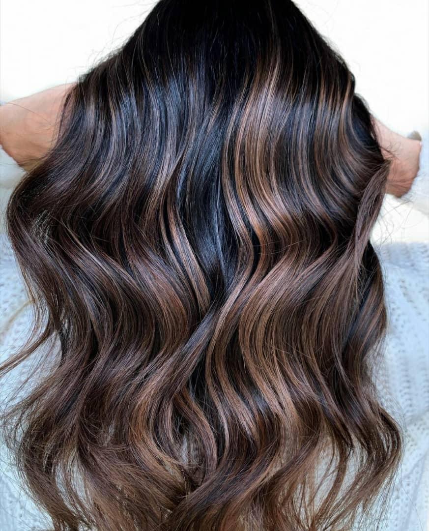 آموزش چند فوت و فن در رنگ مو ، آموزش هایلایت رنگ مو