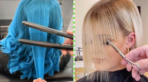 آموزش کوتاهی مو - آموزش رنگ مو